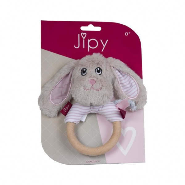 Jipy Rammelaar Hond Roze