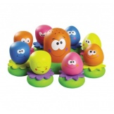 Tomy Bad Octopus Familie