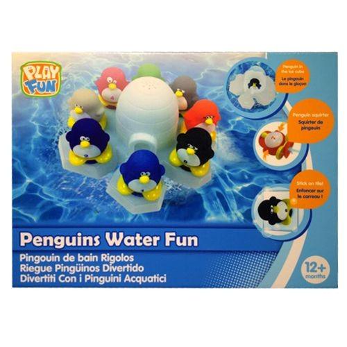 Water Fun Penguins Water Fun