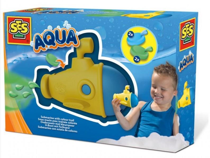 Ses Aqua Onderzeeër met Kleurspoor