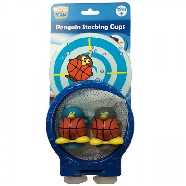 Speelgoedwinkel, Water Fun Penguin Basketball Game