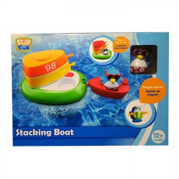 Water Fun Stacking Boat