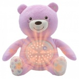 Chicco Knuffel Projector Baby Bear First Dreams