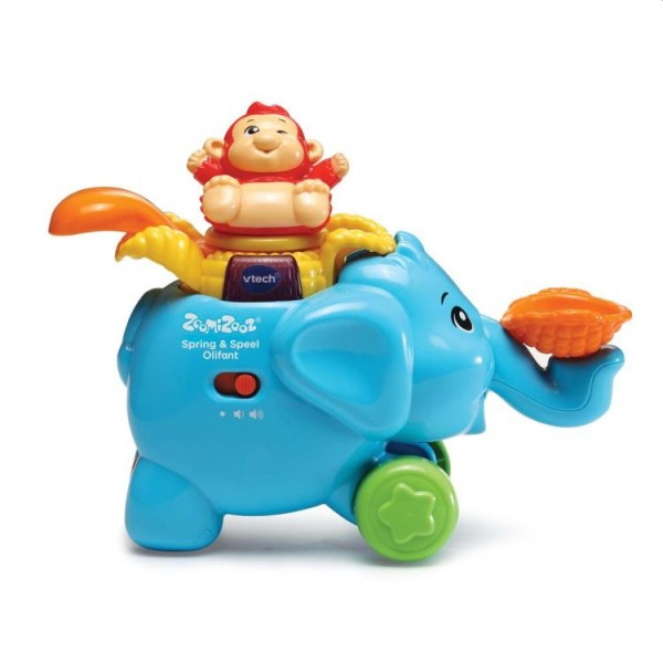 Vtech Zoomizooz Spring en Speel Olifant