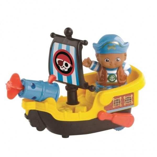 VTech Vrolijke Vriendjes Pim Piraat Met Boot