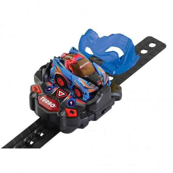 Vtech Turbo Force Blue Racer