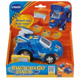 VTech Switch & Go Dino's Terry De Tricepator