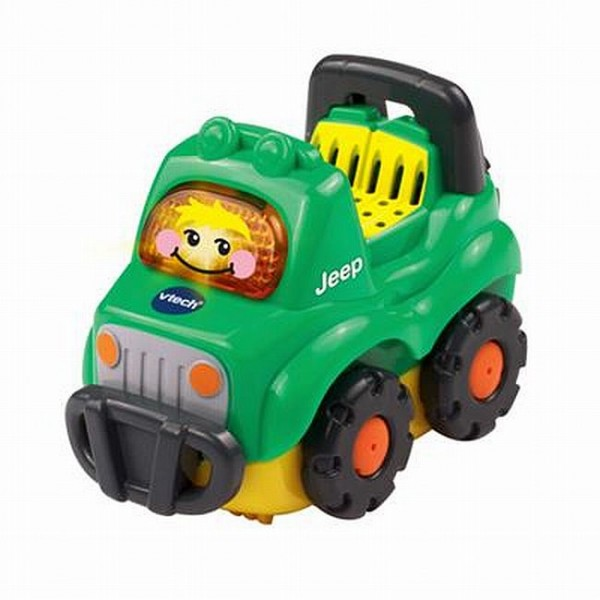 VTech Toet Toet Jimmy Jeep