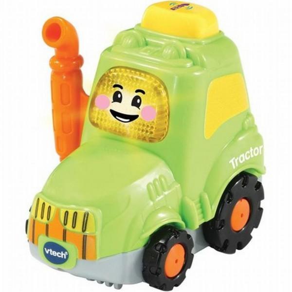 VTech Toet Toet auto: Tijn Traktor 13 cm groen