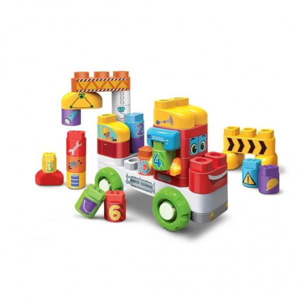 VTech Bla Bla Blocks Vrachtauto