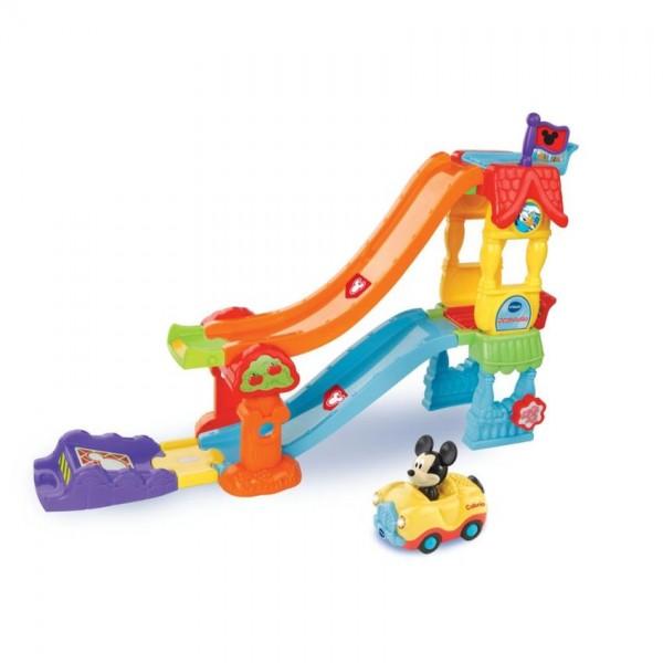 VTech Toet Toet auto: racebaan Mickey's Pretflat