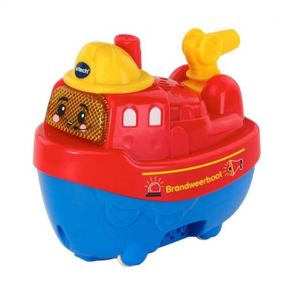 VTech badfiguurt bobby brandweerboot 15 cm