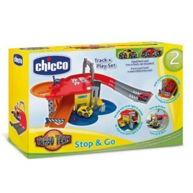 Chicco Stop en Go playset