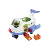 Fisher Price Little People Vliegtuig Lil Mover