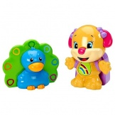 Fisher Price Talk N Teach Dierentuin