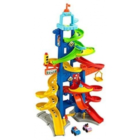 Fisher Price Little People Auto Toren