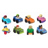 Fisher Price Little People Wheelie