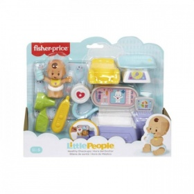 Fisher Price Little People Babies Deluxe Gear