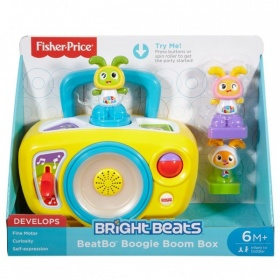 Fisher-Price Bright Beats Boombox (NL)