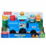 Fisher Price Little People Choo Choo Dierentuin (NL)