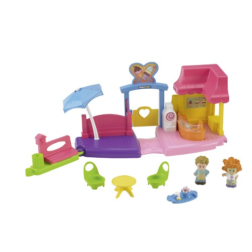 Fisher Price Little People Ijswinkel