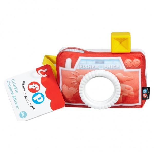 Fisher Price Soft Camera Met Spiegel