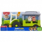 Fisher Price Little People Dierenliefde Trekker (NL)