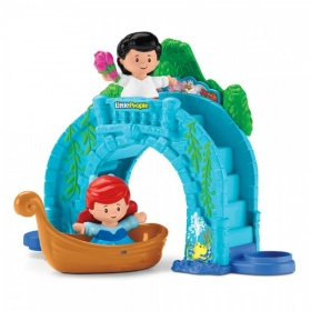 Fisher Price Little People Ariel Boat Ride