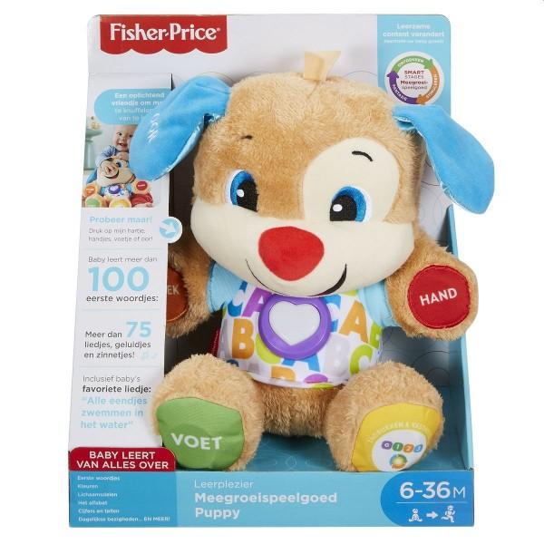 Fisher Price Leerplezier Eerste Woorden Puppy NL