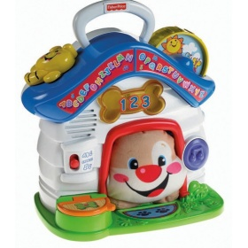 Fisher Price Laugh and Learn Puppy speelhuis
