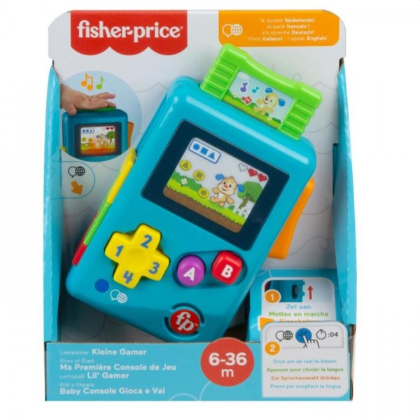 Fisher Price Leerplezier Gamen