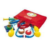 Fisher Price dokterstas