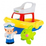 Fisher Price Little People Schip Ahoy Jacht