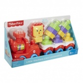 Fisher Price Little Stackers Trein