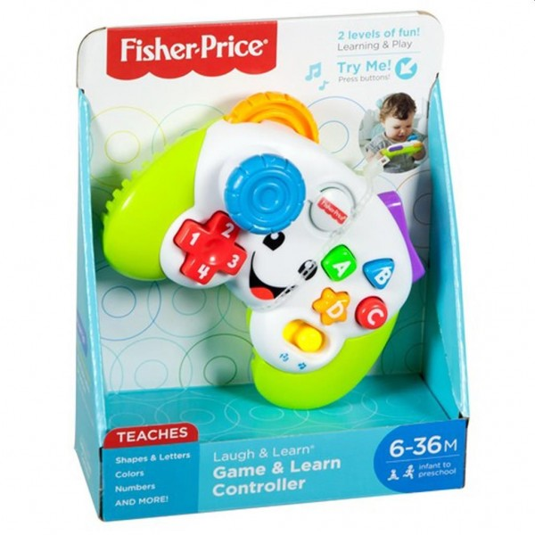 Fisher Price Leerplezier Game & Leer Controller (NL)