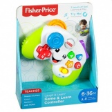 Fisher Price Leerplezier Game & Leer Controller (NL)