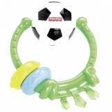 Fisher Price Rammelaar Soccer Ring Clacker