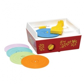 Fisher Price Classic Toys Platenspeler