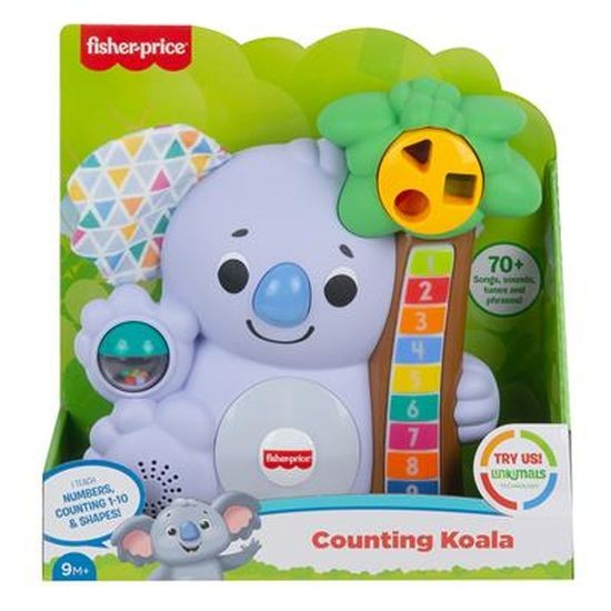 Fisher Price Linkimals Tellende Koala (NL)