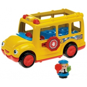 Fisher price little people schoolbus