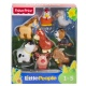 Fisher Price Little People Animal Figuur 8-pack