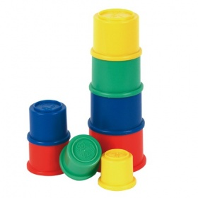 Fisher Price Stapelbekers