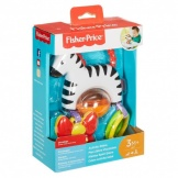 Fisher Price Activiteiten Zebra