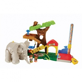 Fisher Price Little People Grote Dierentuin