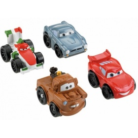 Fisher Price Little People Cars 2 Wheelies