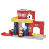 Fisher Price Little People Brandweerkazerne