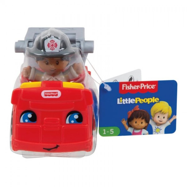 Fisher Price Little People Kleine Voertuigen