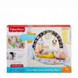 Fisher Price 2in1 Flip & Fun Activity Gym