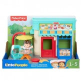 Fisher Price Little People Bakkerspeelset