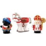 Fisher Price Little People Sinterklaas